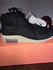Nike Air Raid Fear Of God 1 Black Size 8; 10 Us (41; 44) Deadstock