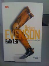 Baby Leg - Brian Evenson - Cherche Midi (Lot 49)