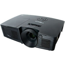 Optoma X312 Full 3D XGA 3200 Lumen DLP Data Projector with Full Digital