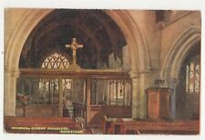St Mary Magdalene Woodstock c 1905 Postcard  176a