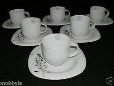 Rosenthal SUOMI CELEBRATION 6 Set's  Espressotassen mit Untertassen NEU 1.Wahl