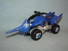 """POWER RANGERS DINO THUNDER """"BLUE"""" RANGERS ATV QUAD BIKE MOTO BIKE"""