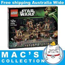 LEGO Star Wars Ewok Village 10236 - Retired - Ready to ship!