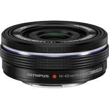 Olympus M.Zuiko Digital ED 14-42mm f/3.5-5.6 EZ Lens (Black) V314070BU000