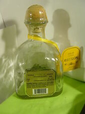 1 TEQUILA ANEJO  PATRON  EMPTY DUMMY DISPLAY BOTTLE 750ml FOR COLLECTIBLE