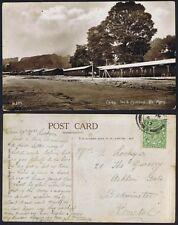 Wiltshire PH 1917 Codford Military Camp Postcard to Bristol