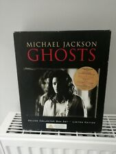 Michael Jackson /Ghosts / Deluxe Box Set / CD + VHS + Booklet / Limited ed.
