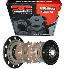 COMPETITION CLUTCH RIGID TWIN DISC 02-08 ACURA RSX 02-11 CIVIC SI K20 800ft/lbs