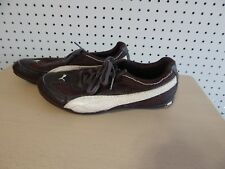 Womens PUMA shoes - size 6.5 ~ # 183422 19 - brown