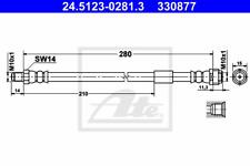 Bremsschlauch - ATE 24.5123-0281.3