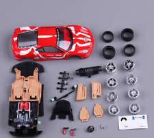 Maisto 1:24 Ferrari F430 Fiorano Assembly DIY Racing Car Diecast MODEL KITS