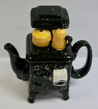 Paul Cardew Small Novelty 1950's Stove Teapot