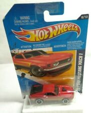 MATTEL HOT WHEELS MUSCLE MANIA - 1970 FORD MUSTANG MACH 1 - SEALED BLISTER PACK
