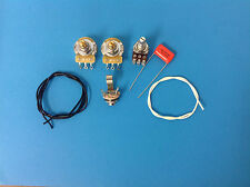 Jazz Bass Wiring Kit with Blend Control for J Bass