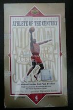 1999 Upper Deck Michael Jordan Athlete of The Century Box. 24 Packs. LOOK NOS