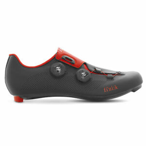 Fizik R3 Aria Women's Road Cycling Shoes Black / Red 42 *Damaged Packaging*