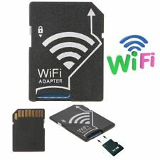 Wireless Wifi Memory Card Adapter Micro Sd Tf To Sd Card Kit For Slr Camera