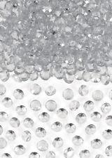 Silver Diamonds Confetti Gems Table Sprinkles
