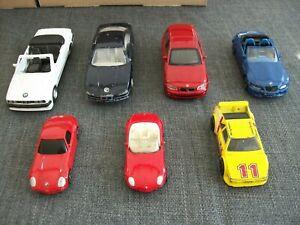 BMWx7 BMW 325i Convertible 1:37/Bburgo BMW 1 Series 1:43/Roadster 1:43/850i 1:40