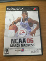 Playstation 2 NCAA March Madness 06 - Playstation 2 Game Complete