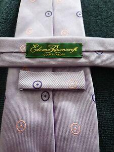 Ede And Ravenscroft Silk Tie