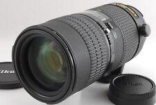 Nikon Nikkor AF 70-180mm D Micro Autofocus Telephoto Zoom lens (669-G444)