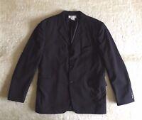 Mens Dries Van Noten Wool Regular Fit Blazer / Jacket - Size 54 / UK 44 / XL