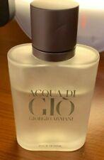 Giorgio Armani Acqua Di Gio 3.4oz Men's Eau de Toilette 70% Full