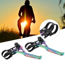 1 Pair Ultralight Bike V Brake Levers Cycling Part for Mountain Bicycle Folding