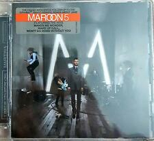 Maroon 5 ‎ It Won't Be Soon Before Long + Bonus Track CD SEALED SIGILLATO
