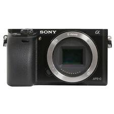 Sony Alpha a6000 Mirrorless 24.3MP Digital Camera Body Black