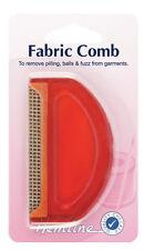 Hemline Fabric Comb with Plastic Teeth