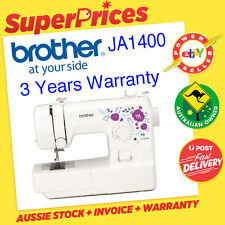 BROTHER◉JA1400 Sewing Machine◉Portable Free Arm◉LED◉Top Load Bobbin◉JS1400◉LED◉