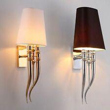LED Wall Lamp Creative Modern Iron Dining Living Room Bedroom Double Head Light