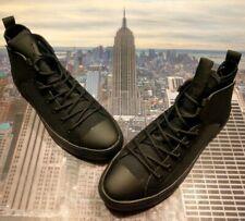 Converse Chuck Taylor All Star Ultra Mid Top Triple Black Size 9 162378c New