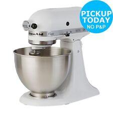KitchenAid 5K45SSBWH White Classic Stand Mixer 275W - 4.3L