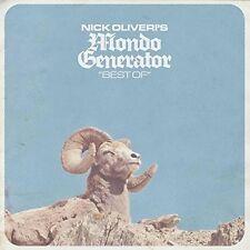 Nick Oliveri 's Mondo Generator-BEST OF CD NUOVO