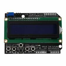 LCD Keypad Shield for Arduino UNO MEGA R3 Mega2560 Duemilanove Nano Robot T5G4
