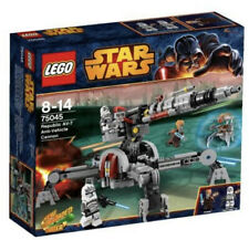 LEGO Star Wars Republic AV-7 Anti-Vehicle Cannon (75045) Excellent 100% Complete