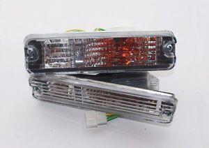 DAIHATSU ROCKY FEROZA BLIZZARD FRONT TURN SIGNAL / BUMPER LIGHT LAMP ASSY RH LH