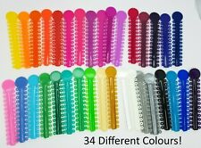 Braces Elastic Bands Dental o Band Ligature Ties 34 Colours V Medical Rubber UK