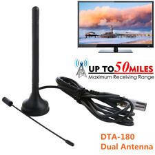 Mini DTA-180 HD Digital TV Antenna DVB-T Freeview HDTV Aerial Signal Booster D