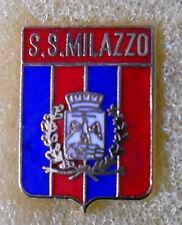 DISTINTIVO SPILLA PIN CALCIO - S.S. MILAZZO CALCIO