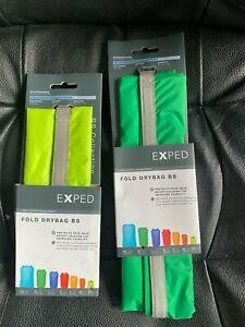Exped fold DryBag one XXS one XL