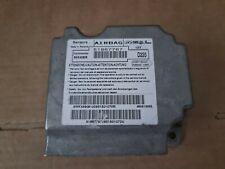 FIAT 500 2010 AIRBAG MODULE SRS ECU CONTINENTAL  51867767 2008-2013 Metal Case
