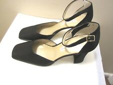 LIZ CLAIBORNE Bonded Leather Sole Shoes Size 9-1/2