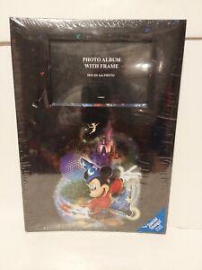 "Walt Disney World Four Parks One World Photo Memories Album 50 Sheets 300 4""x6"""