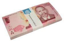 Malawi 100 Kwacha X 100 Pieces (PCS), 2014, P-65, UNC, Bundle, Pack