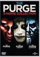The Purge - 3-Movie Collection (DVD + Digital Download) [DVD][Region 2]