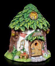Elfen Baumhaus - Woodland Tea Rooms - Fantasy Feenhaus Garten Wohndeko